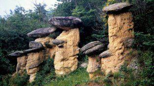 Las impresionantes ruinas de Gornaya Shoria