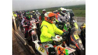 Se recorta la especial de la segunda etapa del Dakar