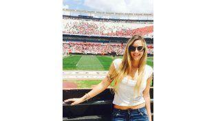 Se filtraron fotos hot de una periodista deportiva