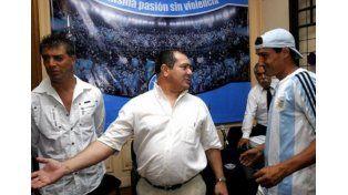 Detuvieron a Marcelo Mallo, el jefe de Hinchadas Unidas Argentinas