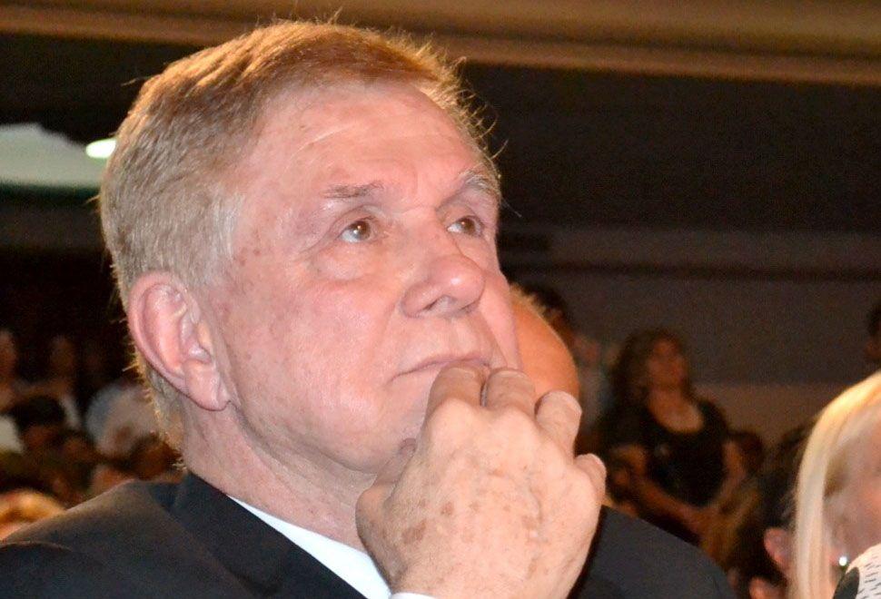 Juan Carlos Calucho Cresto.