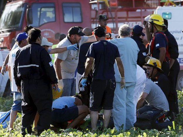 Rally Dakar: así fue el momento del terrible accidente