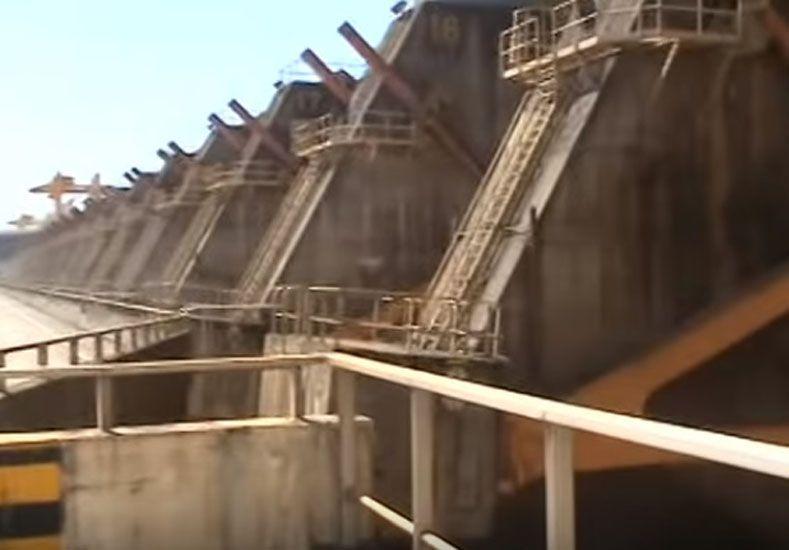 """Desde la CTM aseguran que """"no hay ningún riesgo para la represa Salto Grande"""