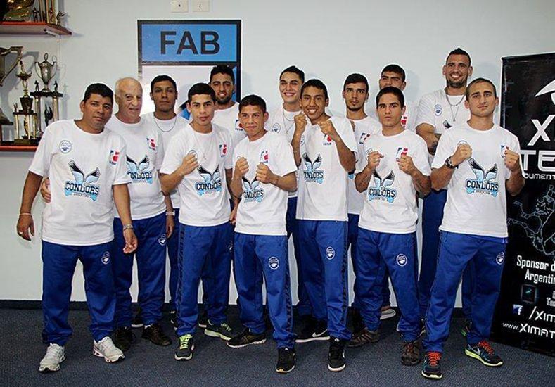 Los Cóndores debutarán ante Rusia en Liga WSB AIBA