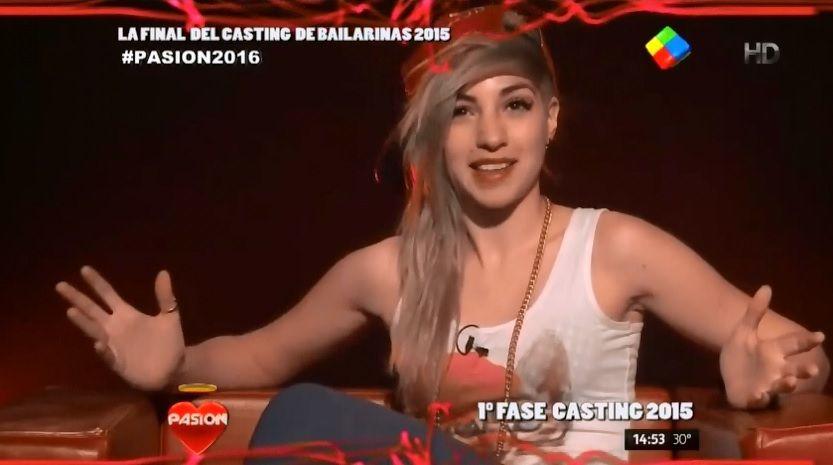 Lo mejor del casting de bailarinas 2015 de Pasión