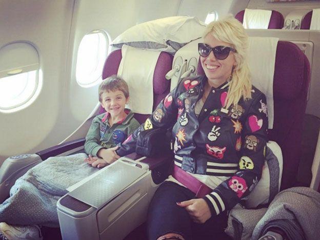 El álbum de las vacaciones de Wanda Nara y Mauro Icardi