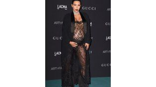 Kim Kardashian en el LACMA Art + Film Gala