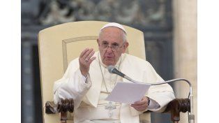 Francisco pidió solidaridad en la lucha contra la guerra y el terrorismo
