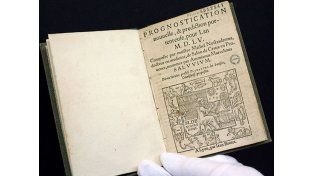 Nostradamus para 2016: Una gran guerra y la muerte de los ricos