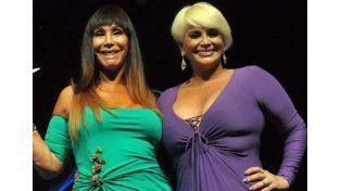 Moria es la nueva representante de Carmen Barbieri