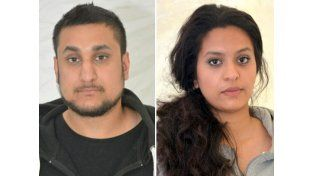 Cadena perpetua para pareja que preguntó en Twitter dónde atentar en Londres
