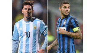 Río 2016: ¿Lionel Messi afuera y adentro Mauro Icardi?