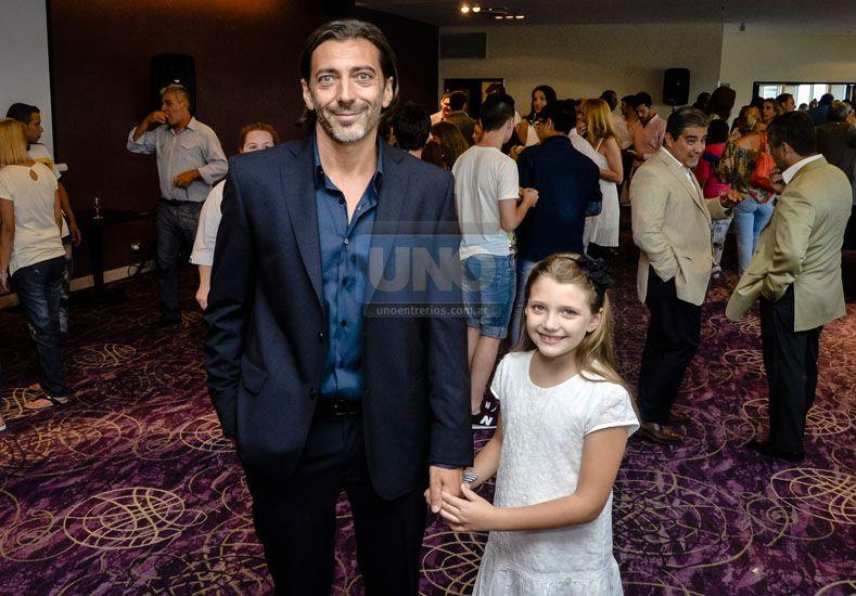 Expansión. Juan y su hija.