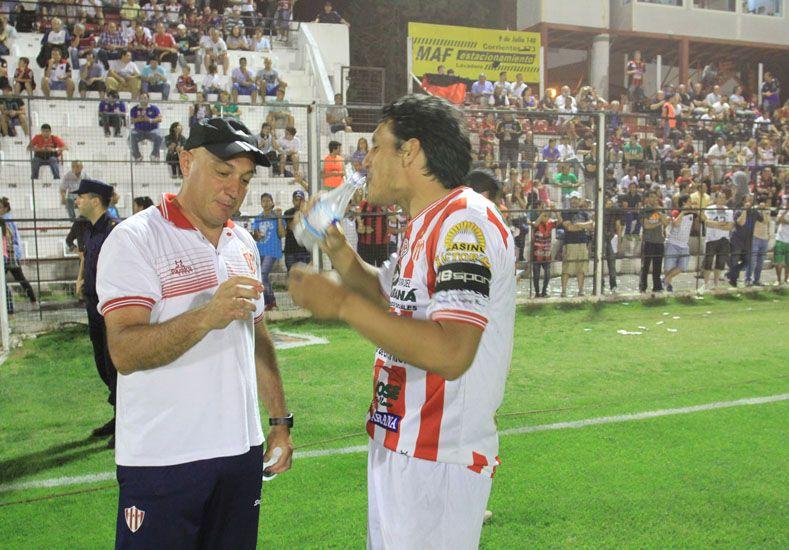 La Garza firmará un contrato por 18 meses con el conjunto Rojiblanco del barrio San Martín.
