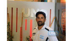 Cristian Montero fue designado como head coach del combinado nacional Femenino. (Foto UNO/Diego Arias)