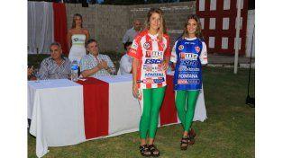 La nueva camiseta respeta los colores y la historia de Atlético Paraná.