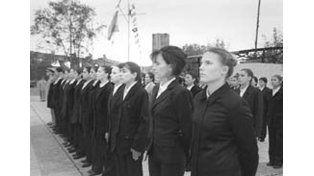 Mujeres ganan jerarquía dentro de la Prefectura Naval Argentina