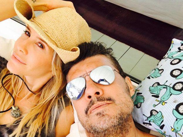 Las vacaciones de Marcelo y Guillermina en Punta del Este