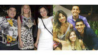 Escándalo entre Gianinna y Jana Maradona: No sos mi hermana, sos una hija de put...