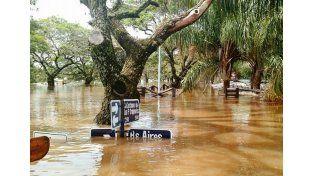 Inundaciones de Concordia: Subrayan que existe una única cuenta oficial para realizar donaciones en efectivo