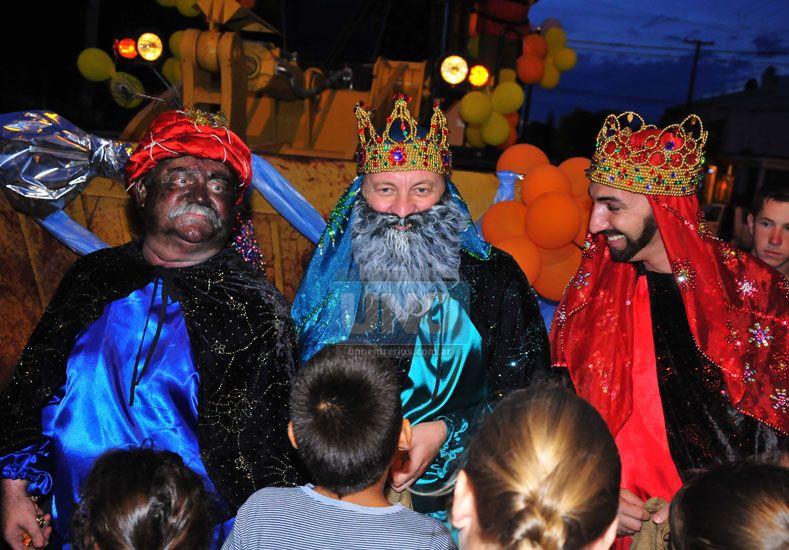 Tradicional. Desde hace más de cinco décadas los Reyes se destacan. (Foto UNO/ Archivo)
