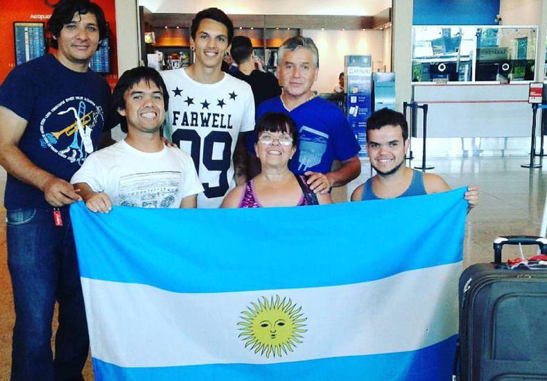 El paranaense Emanuel Ledesma jugará el primer amistoso internacional
