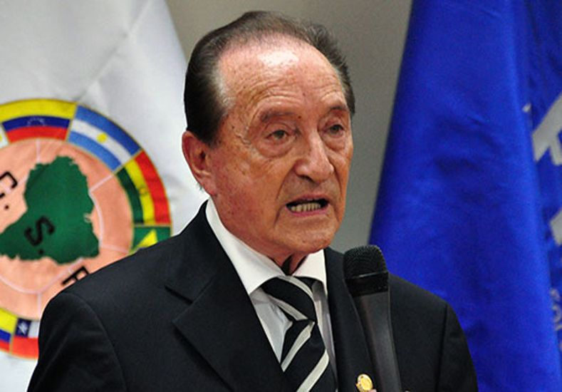 Eugenio Figueredo regresó a prisión