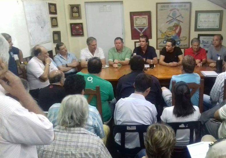 En Concordia el intendente decretó el Consejo de Emergencia Social