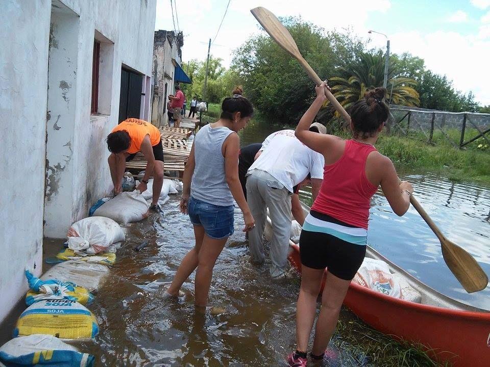 La Paz solicitó ayuda a la Justicia para realizar evacuaciones preventivas