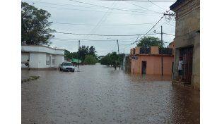 Cientos de familias evacuadas en Concepción del Uruguay y Colón