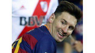 Messi el mejor del mundo para un diario inglés