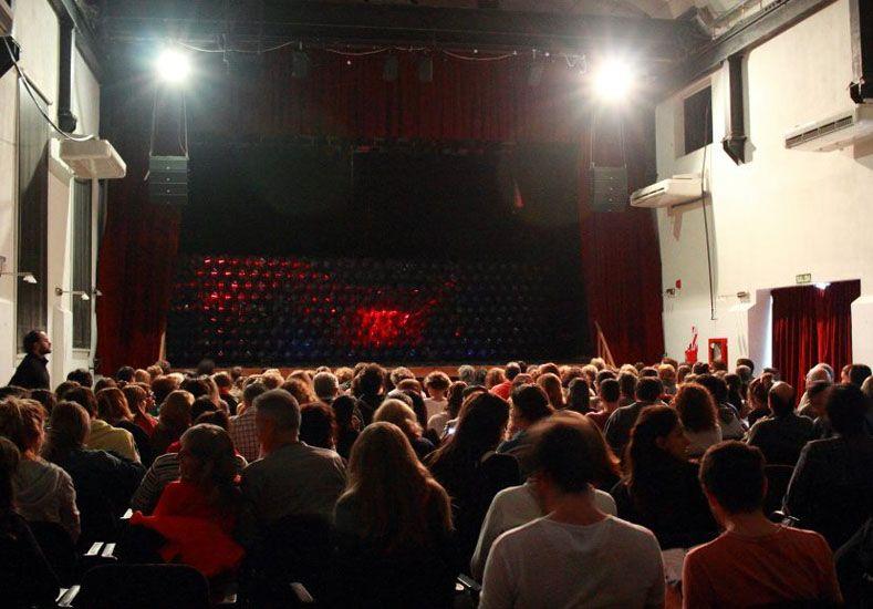 Presentaron el informe del Instituto Nacional del Teatro