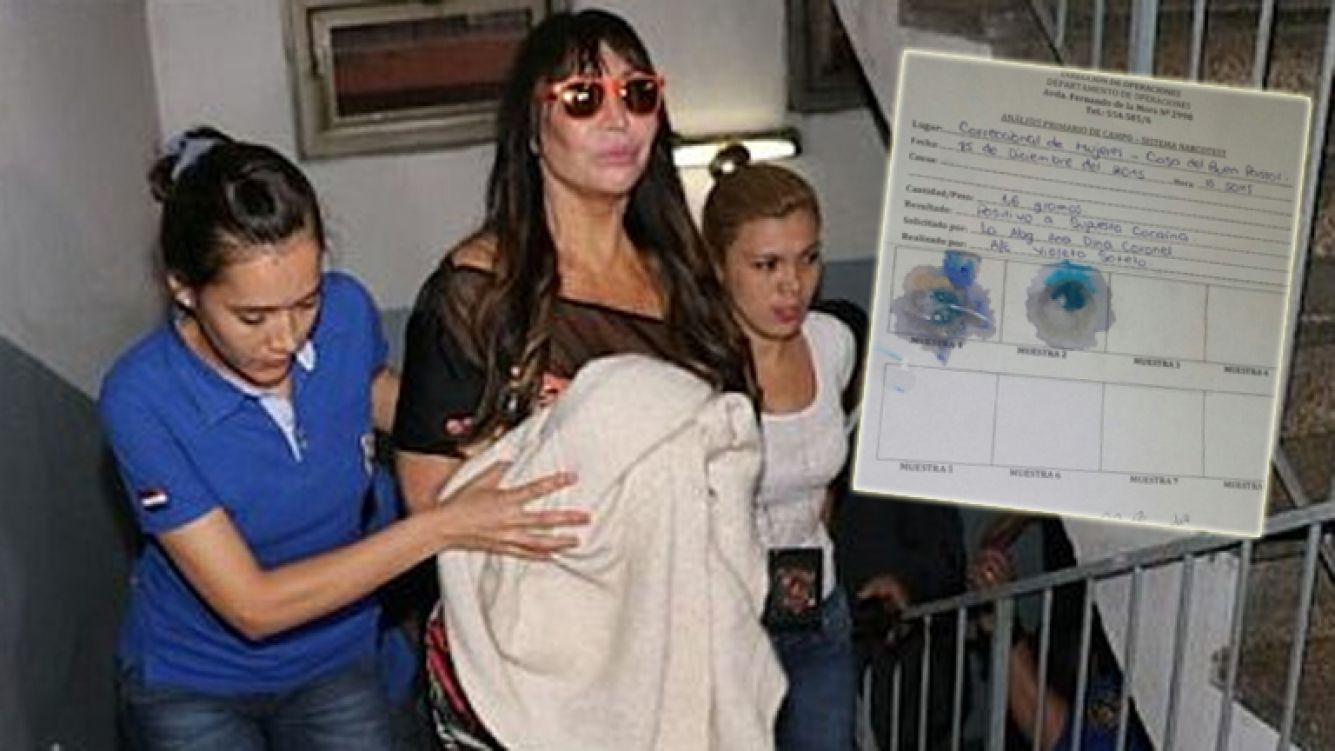 Concedieron en Paraguay la libertad condicional a Moria Casán