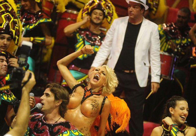 Presentan el Carnaval del País en Buenos Aires