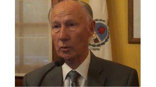 Falleció Jorge Mencía, presidente del Instituto del Seguro