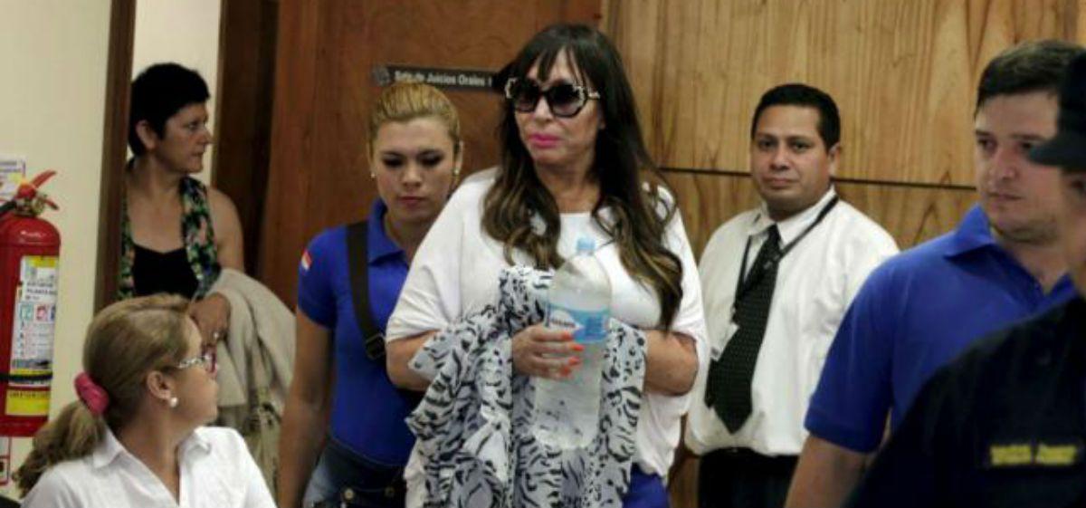 El informe del psiquiatra forense sobre la pericia a Moria Casán