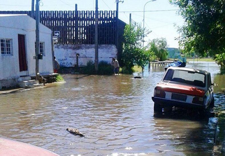 Por la creciente del río Uruguay ya hay más de 600 concordienses evacuados