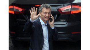 Mauricio Macri. Foto: Télam