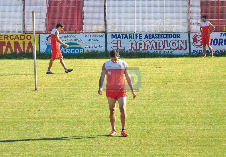 Reynoso fue uno de los pilares de la gran campaña que realizó Atlético Paraná en 2015.  Foto UNO/Mateo Oviedo