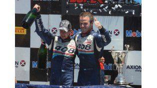 Néstor Girolami se consagró bicampeón en el Súper TC 2000