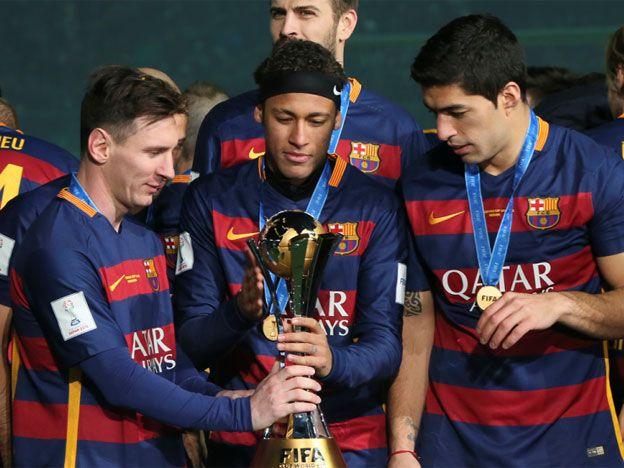 Messi: Estoy feliz de seguir haciendo historia en un club tan grande
