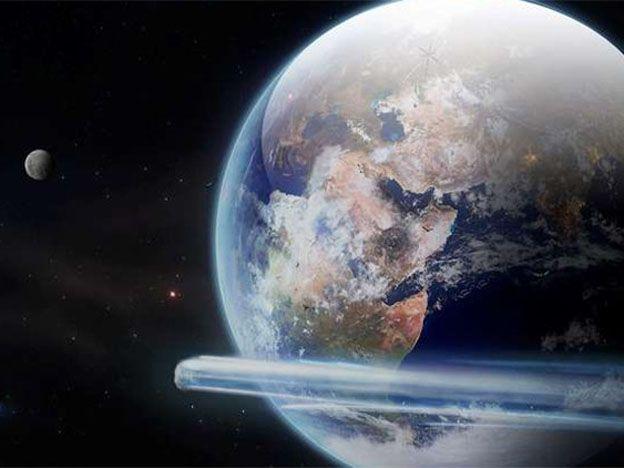 Un asteroide recién descubierto se aproxima a la Tierra