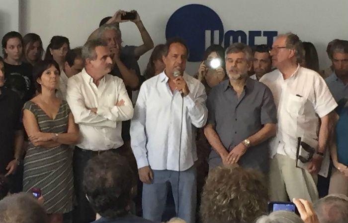 El exgobernador de Buenos Aires