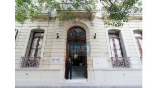 Juzgado Federal. Foto UNO/Archivo
