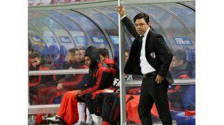 Gallardo admitió lo que tiene River para ganarle al Barcelona