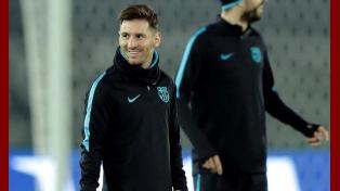 Messi estará en la final ante River