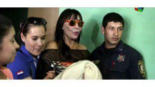 Pericia psiquiátrica confirmó que Moria Casán es adicta