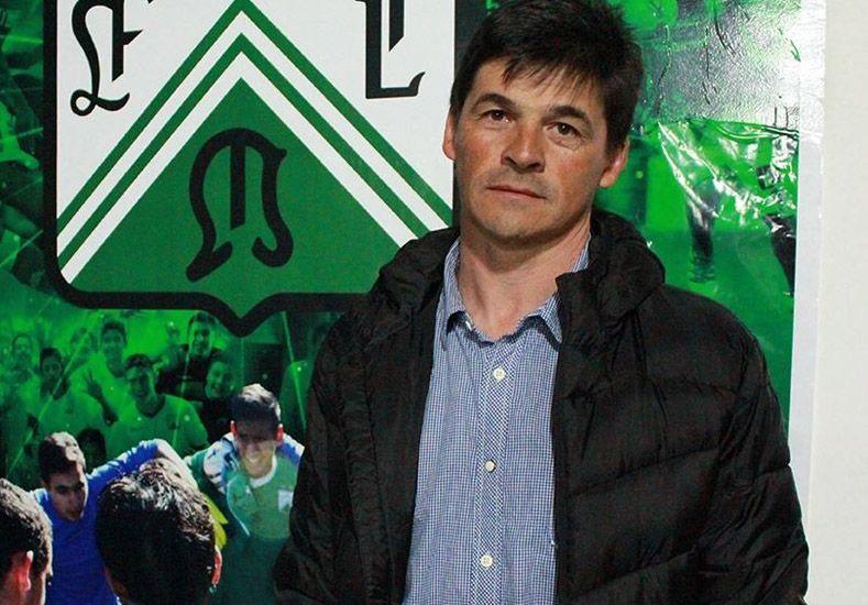 El proyecto del coach entrerriano saca ventaja sobre el de otros postulantes.  Foto Gentileza/Prensa Ferro