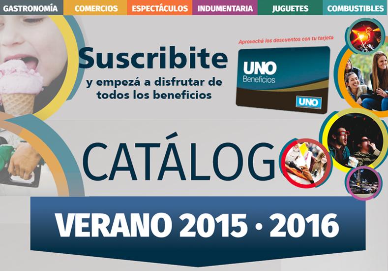 Catálogo Beneficios UNO
