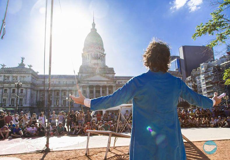Circo Abierto